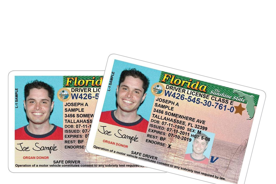 how do i change address on my florida driver's license